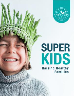Super kids book cover